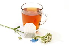 Calming Tea Royalty Free Stock Image
