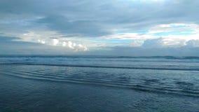 Calmly Oceaan stock foto