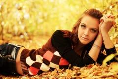 Calmness del otoño imagen de archivo libre de regalías