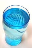 Calmness in A Glass of Water Royalty Free Stock Photos
