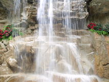 Calmness of Waterfall Stock Photos