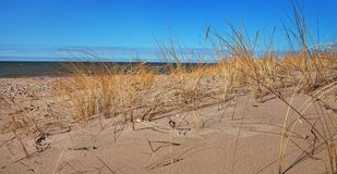 Calmy Baltic sea. Royalty Free Stock Image