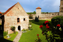 Calnic Medieval Fortress Stock Images