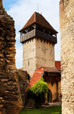 Calnic Medieval Fortress Royalty Free Stock Photography
