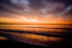 calo красное sky3 Стоковое Изображение
