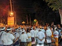 Calon arang ceremony in bali
