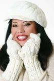 Calor Cosy do inverno Fotos de Stock Royalty Free