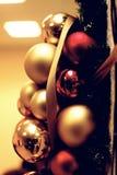 Calore di Natale Fotografia Stock