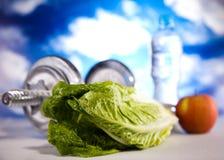 Calorie, kilogrammes, régime de sport photographie stock