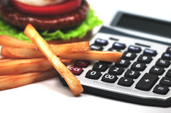 Calories Stock Images