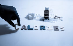 calories Image stock