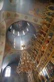 Calotte della cattedrale Immagine Stock