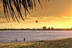 Caloundra Waterfront, Sunshine Coast, Queensland Stock Photo