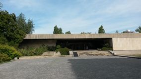 Calouste Gulbenkian museum Royalty Free Stock Photography