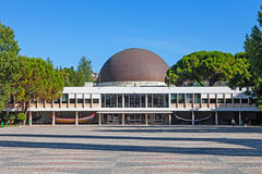 Calouste Gulbenkian Planetarium Stock Photo