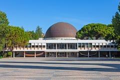 Calouste Gulbenkian Planetarium Stock Photo