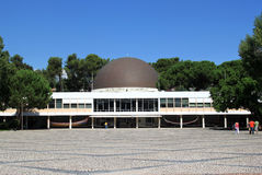Calouste Gulbenkian Planetarium, Belem, Lisbon Royalty Free Stock Images