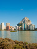 Calpe Stock Photography
