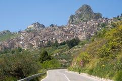 Caltabellotta,Sicily, Italy Stock Photography