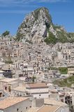 Caltabellotta,Sicily, Italy Royalty Free Stock Images