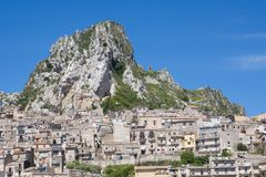 Caltabellotta,Sicily, Italy Royalty Free Stock Photo