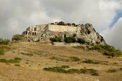 Caltabellotta, Sizilien Lizenzfreie Stockfotografie