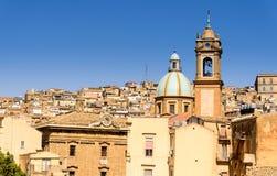 Caltagirone, Sicilia, Italia Fotografie Stock Libere da Diritti