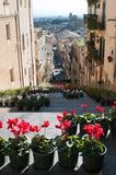 Caltagirone staircase Stock Photography
