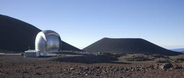 Caltech Submillimeter observatorium Royaltyfria Foton
