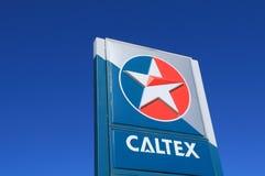 CALTEX Fotografia Stock