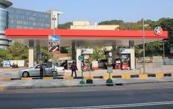 Caltex rop naftowych stacja Zdjęcia Royalty Free