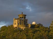 Calton Hügel Stockfotografie