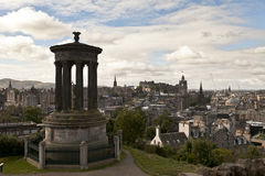Calton Hill Stock Photos