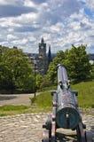 Calton Hill, Edinburgh Stock Photography