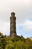 Calton Hill Edinburgh Stock Photography