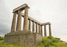 Calton Hill, Edinburgh Stock Image