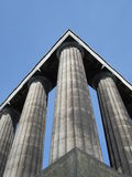 Calton Hill, Edinburgh Royalty Free Stock Photography