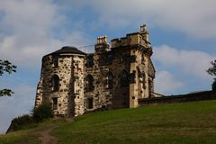 Calton Hill Royalty Free Stock Images