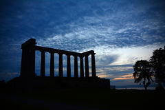 Calton Hill Stock Images