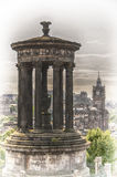 Calton Hill 01 Stock Photo