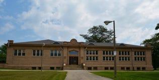 Calumet Parkowy Fieldhouse Zdjęcie Stock