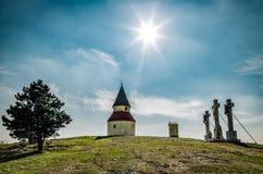 Calvário Nitra Foto de Stock