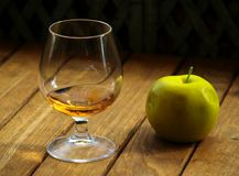 Calvados Royalty Free Stock Photography