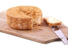 Calvados cheese Stock Photography