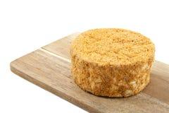 Calvados cheese Royalty Free Stock Photo