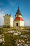 Calvaire Nitra Photos libres de droits