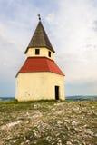 Calvaire, Nitra, Slovaquie Photographie stock