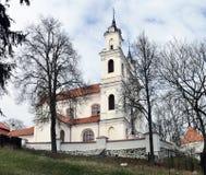 calvaries kościół krzyża wymyślenie fotografia stock