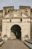 Calvario Gate, Olivenza, Spain Royalty Free Stock Photo