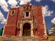 Calvario Kirche Stockfotos